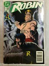 Robin #5 Comic Book DC 1991