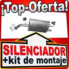 Silenciador trasero CHEVROLET SPARK (M300) 1.0 1.2 Escape ANX