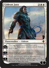 [1x] Gideon Jura [x1] Rise of the Eldrazi Slight Play, English -BFG- MTG Magic