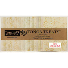 Timeless Treasures Pearl Tonga Batiks 40 Five Inch Squares