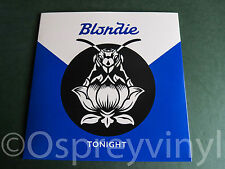 "Blondie Tonight Ultra Limited 7"" Etched 1 Sided Single Unplayed Camden Pop-Up"