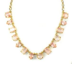 Kate Spade Gumdrop Gems Necklace Perfect Purple, Pale Pink NWOT Pick A Color