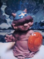 Another Great Viking Gnome !! Latex Mold for Plaster or Concrete