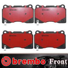 Front D1363 Ceramic Brake Pads 2015 CHEVROLET SILVERADO SSV