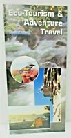 North of Superior Tourism Brochure Thunder Bay Ontario Canada Map Eco Travel