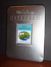 WDW Disney Treasures Silly Symphonies Limited Edition DVD Set