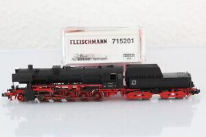 N Fleischmann 715201 DB 52 1817 Dampflok Schlepptender analog OVP/J55
