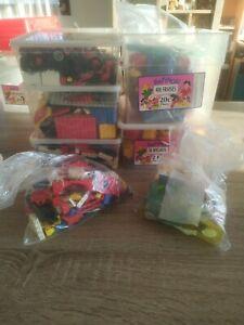 Gros Lot De plus de 3 Kilos De Pièces Lego Et Duplo