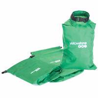 YELLOWSTONE 3er Set Packsack - Dry Bag Beutel Roll Pack Sack wasserfest 2000 mm