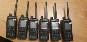 Motorola MTP6550 Tetra Radio
