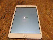 Apple iPad mini 3 16GB, Wi-Fi, 7.9in - Gold ( LOT 270)