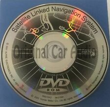Acura Honda Satellite Navigation System GPS DVD Drive Disc BM510AO Ver. 2.05A