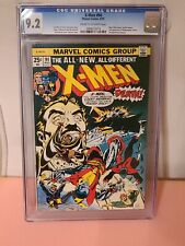 X-MEN #94 CGC 9.2 NEW X-MEN BEGINS WOLVERINE STORM NIGHTCRAWLER