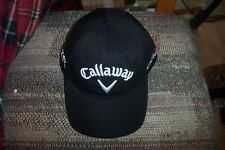 BRAND NEW Callaway Razr Diablo Octane Golf Cap- black  summer special  hat deal