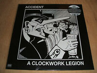 accident A Clockwork Legion 2017 spanish reissue  vinyl lp   mint  oi uk82 punk