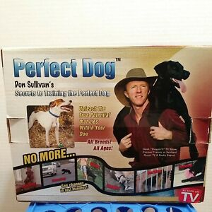 Don Sullivan's Secrets to Training the Perfect Dog - The Dogfather SKU #232-002