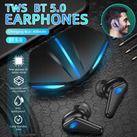 Bluetooth Earbuds for iphone Samsung Android Wireless Earphone with Gaming Mode