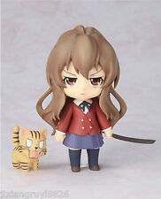 "Nendoroid Taiga Aisaka 185a Toradora PVC Anime Figure Toy gifts 4""/10cm in box"