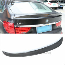 Carbon Fiber Rear Spoiler Wing for 10-13 BMW 5 Series GT F07 535i 550i GT xDrive