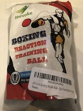 Teevoke Boxing Reaction Traning Ball New Boxing Ufc Mma Training