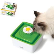 Catit Trinkbrunnen Blume - 1,5 Liter für Katzen, Kätzchen + kleine Katzen 43735W
