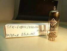 1x Telefunken Herleen Bottom Code E180CC HOLY GRAIL TUBE Valvola #2