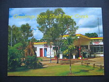 Shell Pine Creek Service Station & Caravan Park Northern Territory Australia