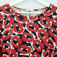 [ ZARA ] Womens Print Blouse Top | Size M or AU 12 / US 8