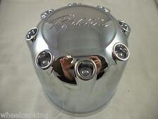 Pacer Wheels Chrome Custom Wheel Center Caps # 89-8114 8-LUG (1 CAP)