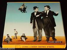 *** FILM SUPER 8 NB MUET 120 METRES  LAUREL ET HARDY MAITRES D'HOTEL ***