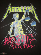Metallica - And Justice For All - XL - T-Shirt - Vintage