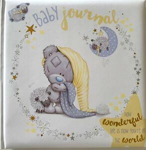 Carte Blanche- Me to You- Tiny Tatty Teddy Bear- Keepsake Baby Journal Book NEW!