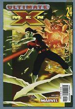 Ultimate X-Men #24 2003 Mark Millar Kaare Andrews Adam Kubert Marvel Comics j