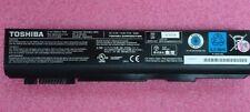 Genuine Toshiba Battery PA3786U-1BRS PA3787U-1BRS PA3788U-1BRS Tecra A11 M11 S11
