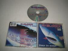 H-BLOCKX/TIME TO MOVE(BMG/74321 18751 2)CD ALBUM