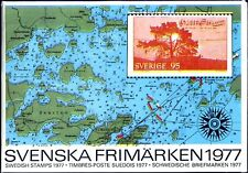 Sweden Swedish Official Sweden Mint MNH Stamps Year Set 1977
