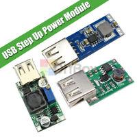 DC-DC Boost Converter 3V-4.2V 5V 9V 1A 1.2A 2A USB Charger Step up Power Module
