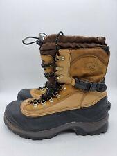 Men's Sorel CONQUEST Waterproof Snow Boots Size UK12 EU46