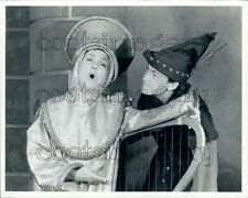 1985 Children's Theatre Festival Actors Brent Ponton Jack Beanstalk Press Photo