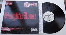 Slaughterhouse - s/t (ZORRO 11) UK LP + OIS, metal blade 1990