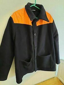 Vintage Mens Donkey Jacket - Large 44 / 112cm