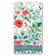 """""""Wild Berry Blossom"""" 15 High Quality Hostess Paper Napkins Michel Design Works"""