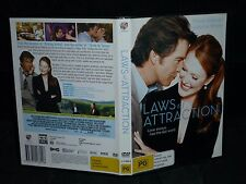 LAWS OF ATTRACTION (DVD, PG)