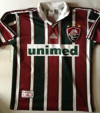 MAILLOT JERSEY ADIDAS FLUMINENSE FC N°7 SAISON 1998