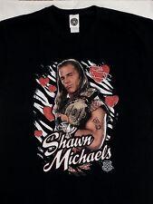 Shawn Michaels Heartbreak Kid HBK WWE Champion Wrestling WWE T-Shirt