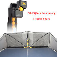 Table Tennis Robot Automatic Ping-pong Ball Machine Training Practice Recycle!!!