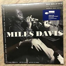 "Miles Davis, Enigma RSD 2014 Blue Note 10"" Single LP 5071, SEALED"