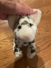 Pauline the Plush Spotted Pig by Douglas