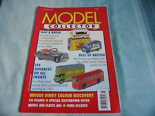 Model Collector March 1997 plus Fantasy Fleet II. Best Of British