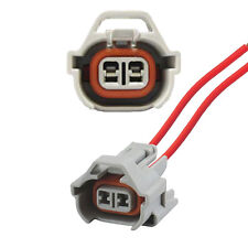 Pluggen injectoren - NIPPON DENSO met kabel (FEMALE) connector plug verstuiver